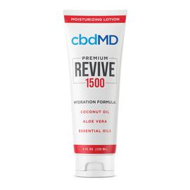 cbdMD 1500MG Revive CBD Infused Moisturizing Lotion 120ML - Squeeze