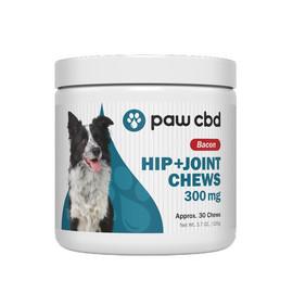 Paw CBD 300mg Hip + Joint Chews - 30ct