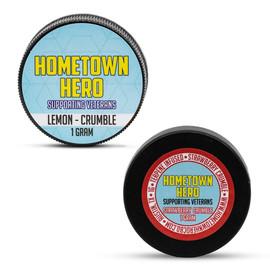 Hometown Hero 1000MG CBD Isolate Crumble 1 Gram