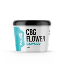 Nu-X CBG Hemp Flower Jar - 3.5 Gram - White Whale