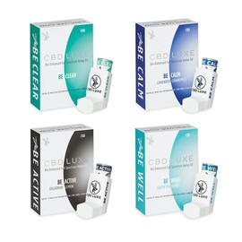 CBD Luxe 13200MG Full Spectrum Hemp Oil CBD Inhaler 200 Doses - Assorted Pack Of 12