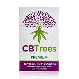 CBTrees 20000MG Premium Full Spectrum CBD Cigarettes