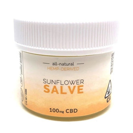 Made From Dirt 100MG CBD Organic Sunflower Slave 60ML - Sunflower