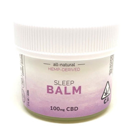 Made From Dirt 100MG CBD Organic Sleep Balm 60ML - Sleep Balm