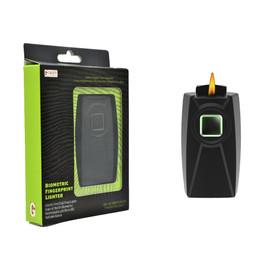 John Gibson Enterprises Biometric Fingerprint Lighter