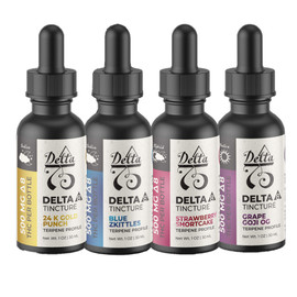 Limitless Products 500MG Delta 8 Tincture 30ML