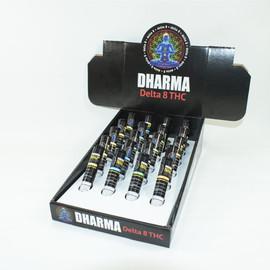 Dharma 200MG Delta 8 Flower Pre-Roll 1 Gram - Display of 20
