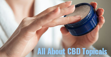All About CBD Topicals