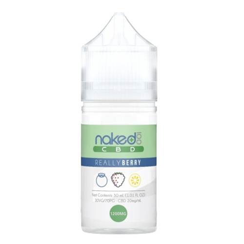 Naked 100 CBD 1200mg E-Liquid 30ML