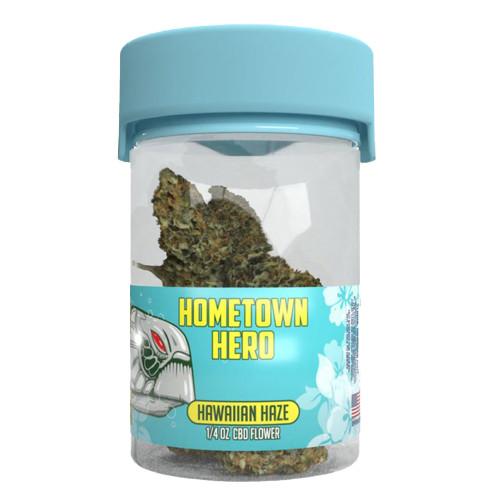 Hometown Hero CBD Flower 7 Gram Jar - Hawaiian Haze