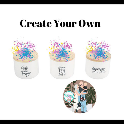 Create your own canisters