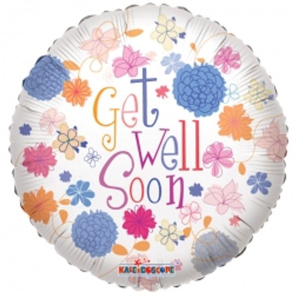 Get Well Pastel Flowers