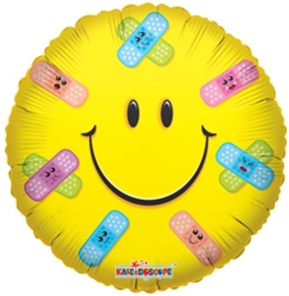 Smiley Band Aids