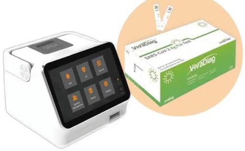 VivaDiag VIM 2000 Analyser for Antigen IFA nasopharyngeal EC - IVD 25 tests