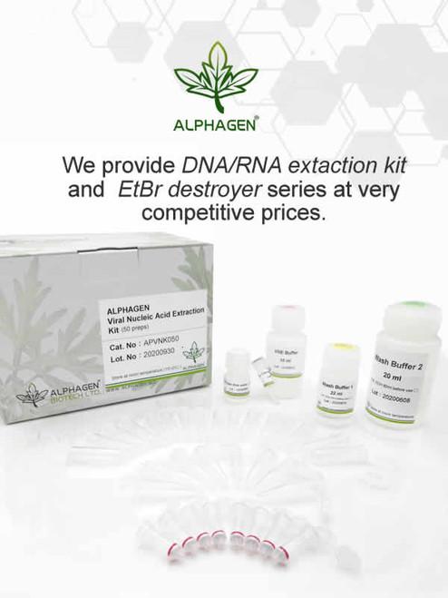 Plant Total RNA Mini Kit (100prep)