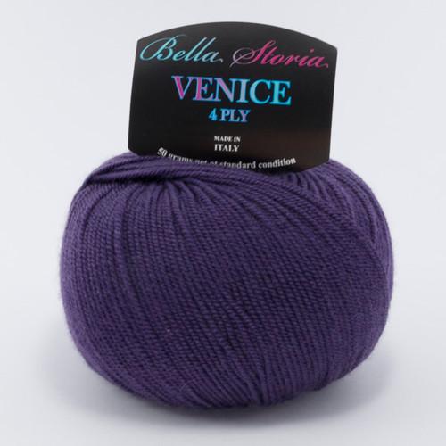Bella Storia Venice 4 Ply 5286 Purple
