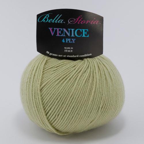 Bella Storia Venice 4 Ply 5281 Pale Green