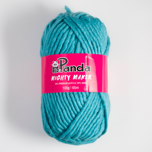 Panda Mighty Maker  7 Turquoise