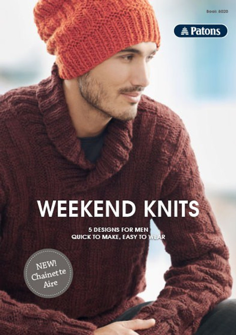 Weekend Knits (Chainette Aire)