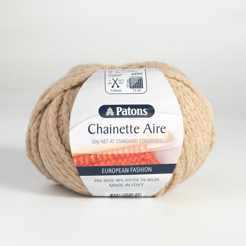 Chainette Aire - 4306 Fawn - 50g