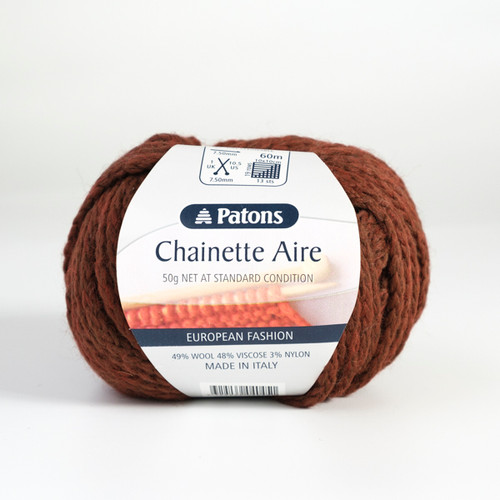 Chainette Aire - 4308 Nutmeg - 50g