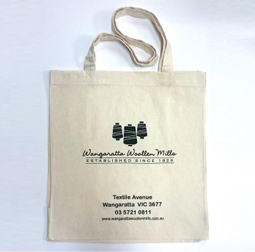 Wangaratta Woollen Mills Tote Bag
