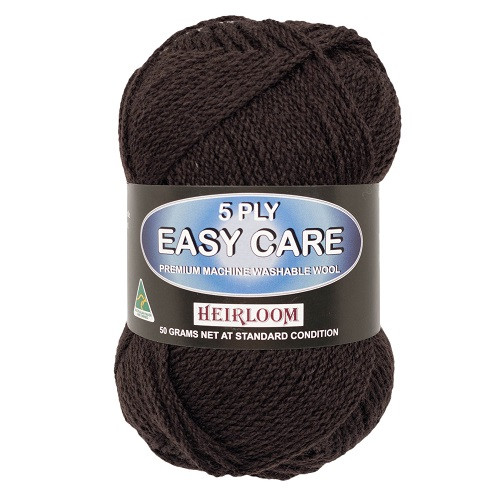 Easy Care 5 ply 730 Chocolate