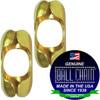 #15 Yellow Brass B Couplings