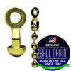 #6 Yellow Brass AD Couplings