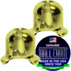 3-S1 Yellow Brass Sleeves