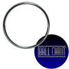 22mm Zinc Plated Wire Light Gauge Rings