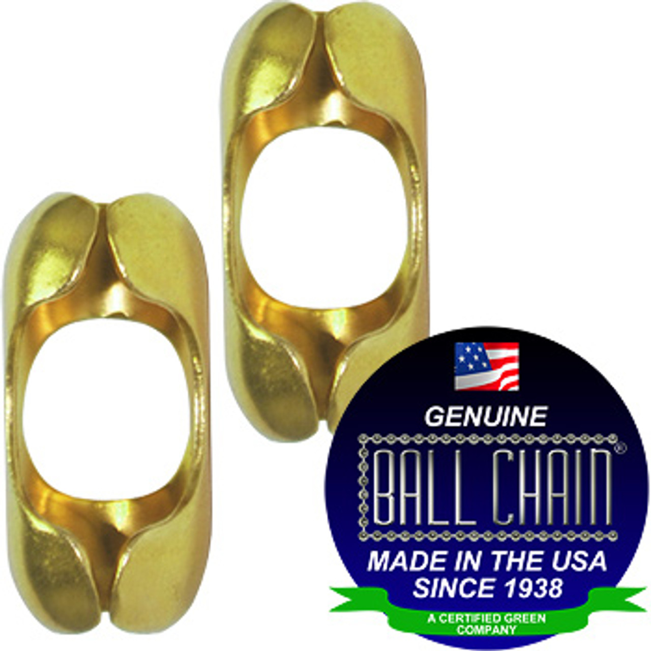 #10 Yellow Brass B Couplings