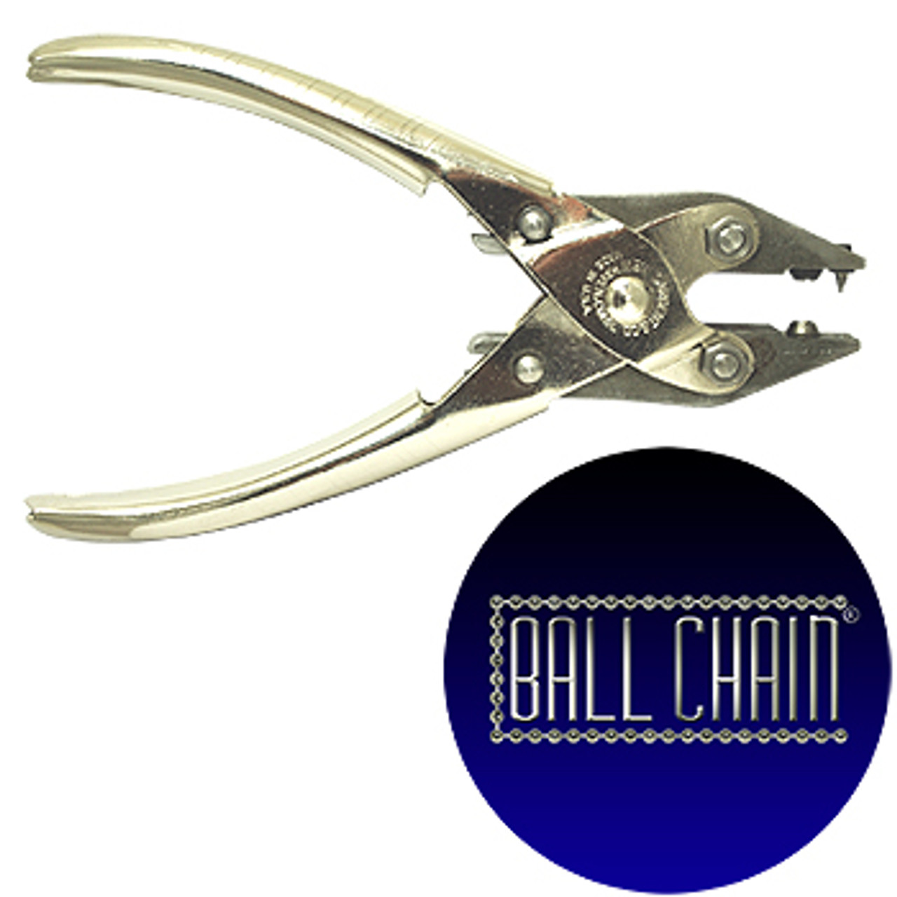 #3 Combination Pliers aka #3 ball chain splicing tool.