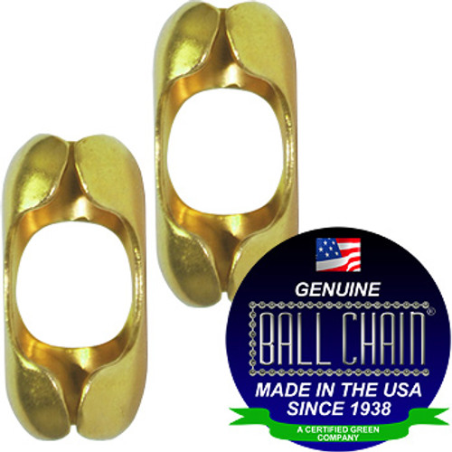 #6 Yellow Brass B Couplings