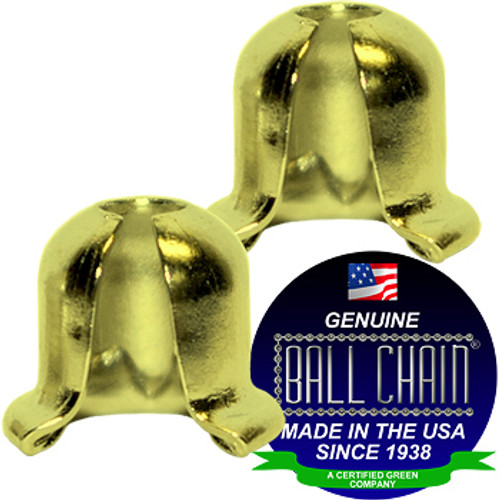 6-S1 Yellow Brass Sleeves