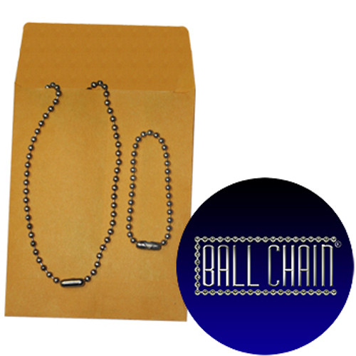 Packaged Dog Tag Chains (Option 2)