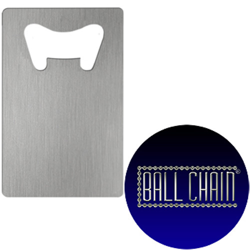 Credit Card Bottle Openers