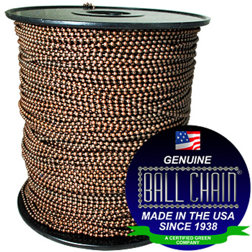 #13 Mystic Red Ball Chain Spool