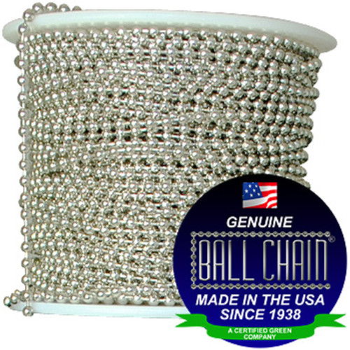 #20 Aluminum Ball Chain Spool