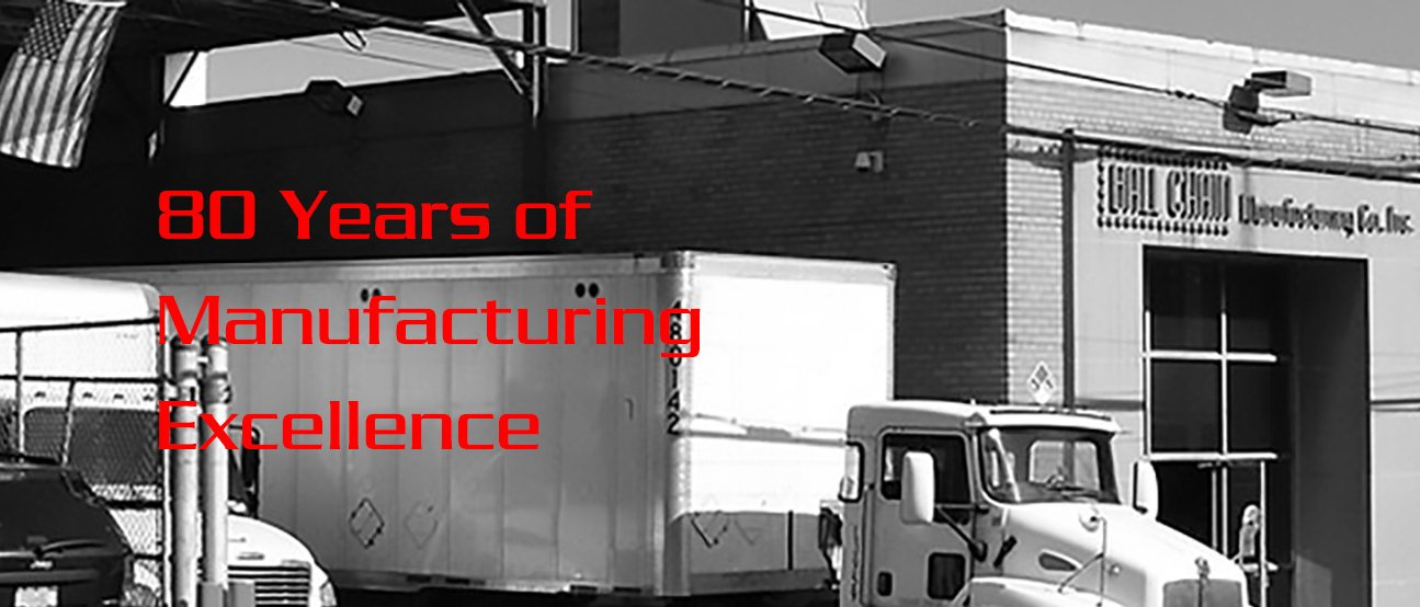The Ball Chain Manufacturing factory located in Mount Vernon, NY USA.