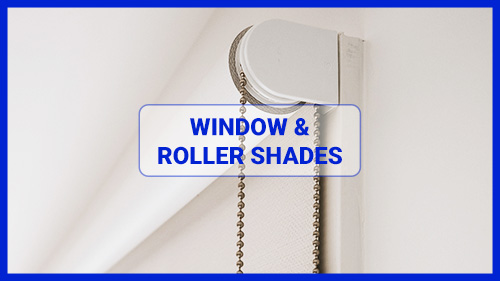 Window and Roller Shades Ball Chain and Bead Chain parts