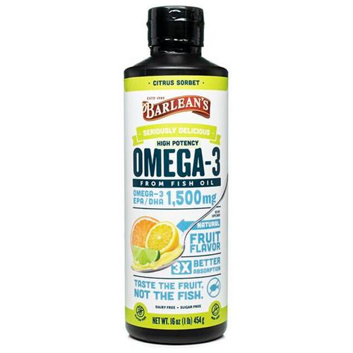 Barlean's Omega-3 Swirl Fish Oil