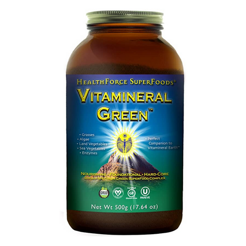 Health Force Vitamineral Greens 500 g Powder