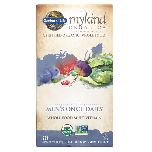 Garden of Life Men's Once Daily Multivitamin