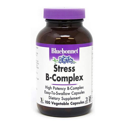 Bluebonnet Stress B-Complex