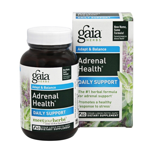 Gaia Adrenal Health Daily Support