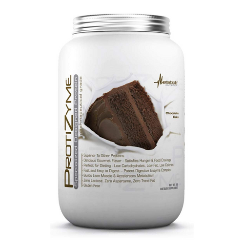 Metabolic Nutrition Protizyme Whey