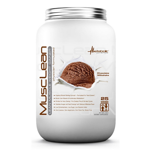 Metabolic Nutrition MuscLean 2.5 lb
