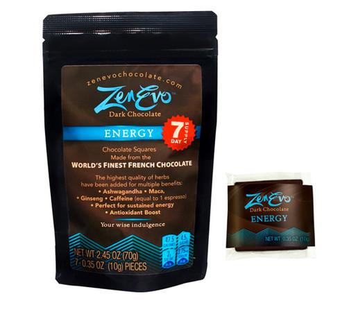 ZenEvo Energy Chocolate