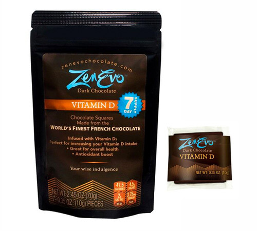 ZenEvo Vitamin D Chocolate